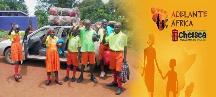 De camino a Uganda