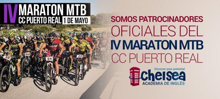 Patrocinador oficial del IV Maraton MTB