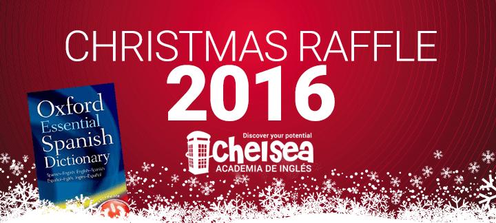 Christmas Raffle 2016